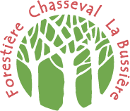 Forestière Chasseval 45 Logo